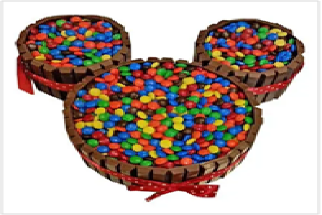 Mickey Mouse Kit Kat Cake (2 kg)