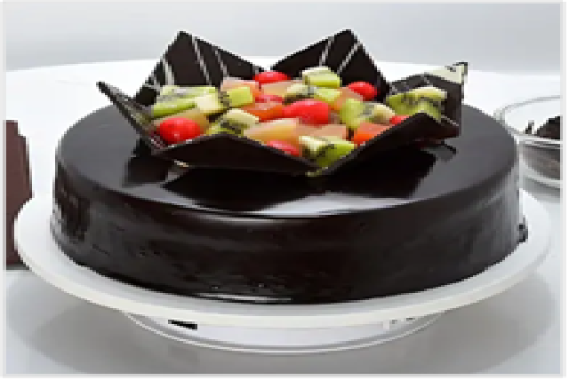 Chocolate Fruit Gataeu